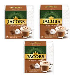 Jacobs Cappuccino капсули за Dolce Gusto кафемашина 3 бр кутии