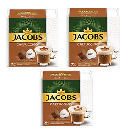 Jacobs Cappuccino капсули за Dolce Gusto кафемашина 3 бр кутии