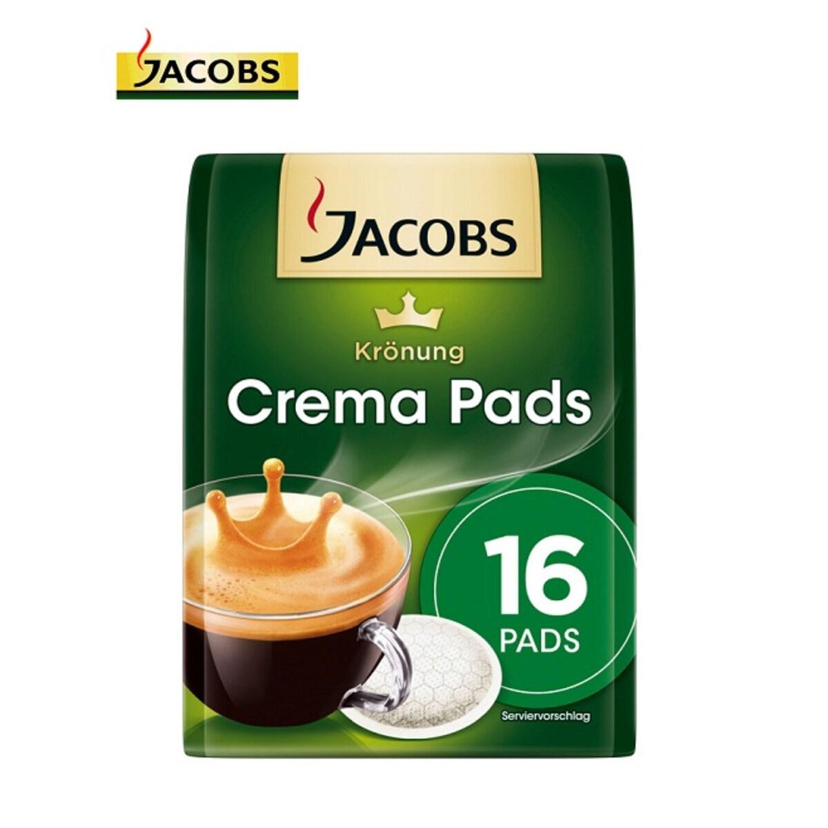 Jacobs Krönung Crema - дози