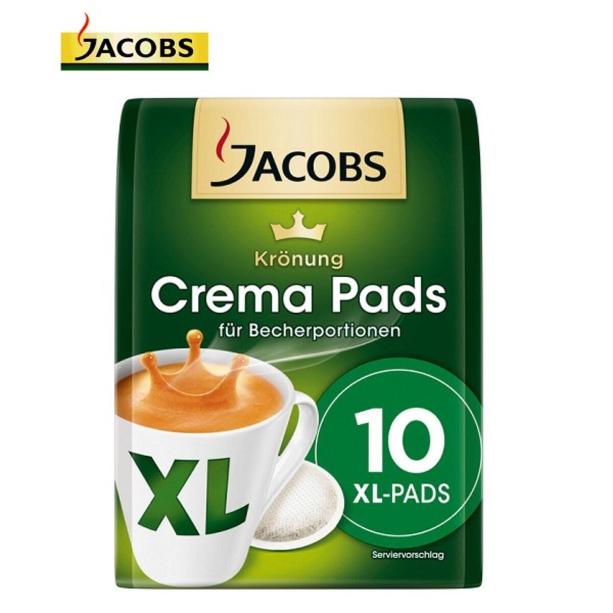 Jacobs Krönung Crema XL - дози