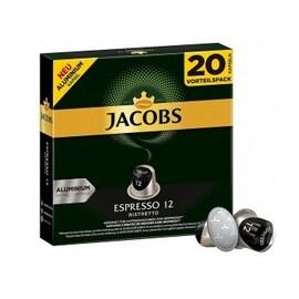 Jacobs Espresso Ristretto 20бр капсули за Nespresso кафемашина
