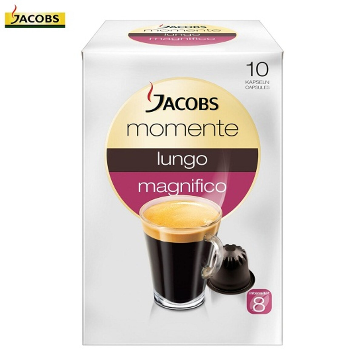 Jacobs Lungo Magnifico