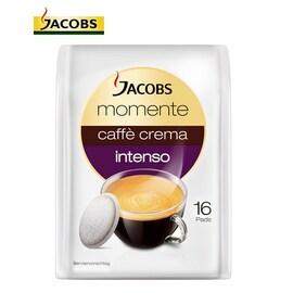 Jacobs Momente Cafе Crema Intenso - 16 дози