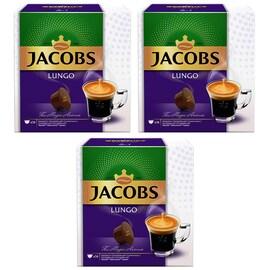 Jacobs Lungo капсули за Dolce Gusto кафемашина 3бр кутии