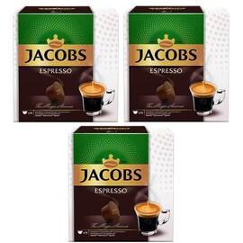 Jacobs Espresso капсули за Dolce Gusto кафемашина 3бр кутии