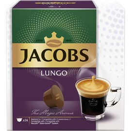 Jacobs Lungo капсули за Dolce Gusto кафемашина