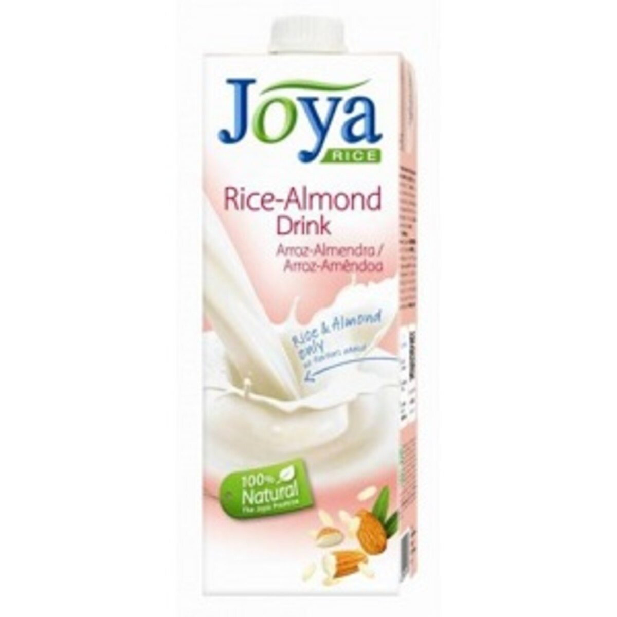 Оризово мляко с бадем Joya 1л