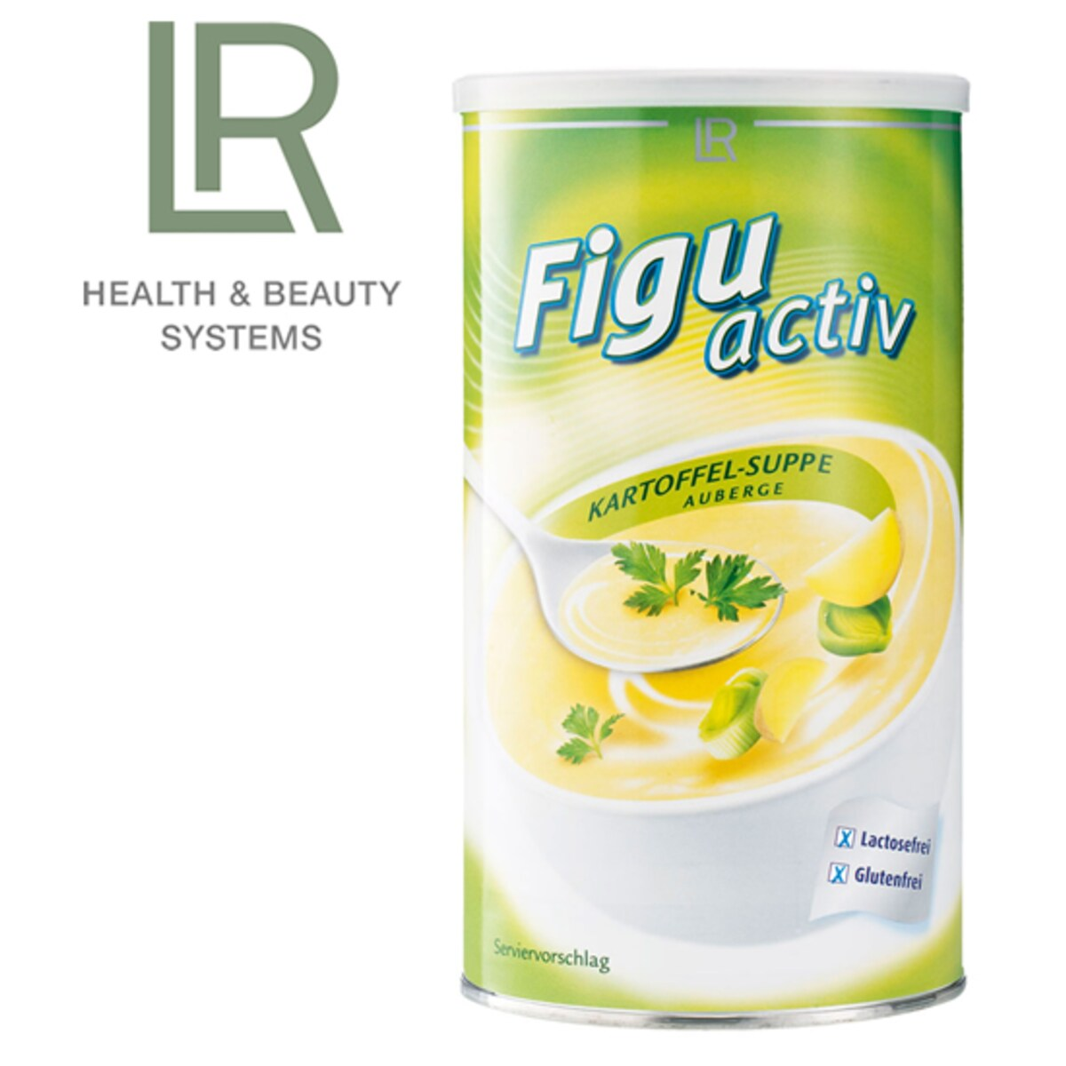 LR FiguActiv картофена супа в кутия 500гр