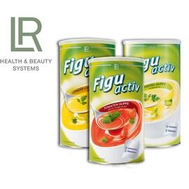 LR FiguActiv супа със зеленчуци и къри в кутия 500гр