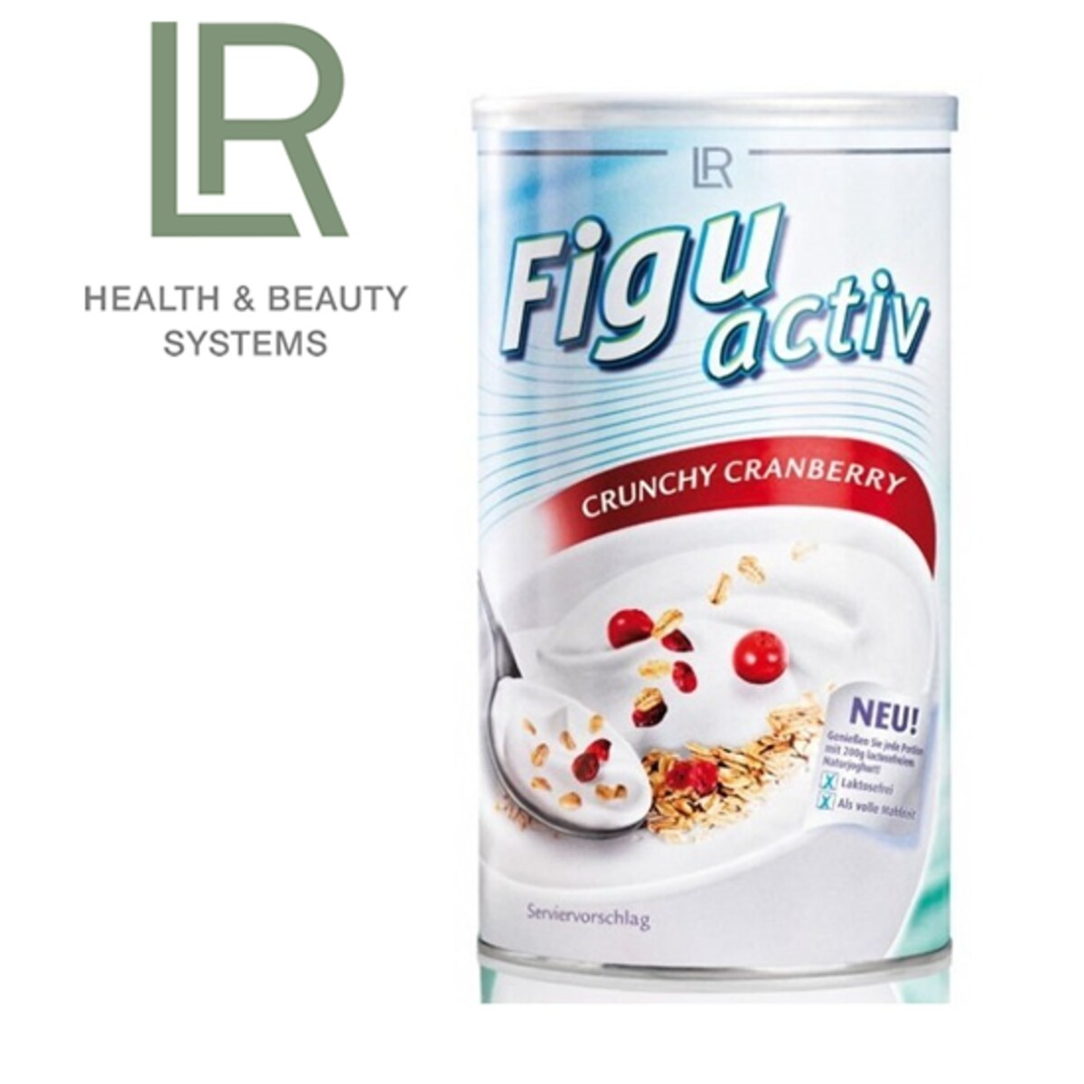 LR Figuactiv Vital Crunchy Cranberry кутия 450 гр