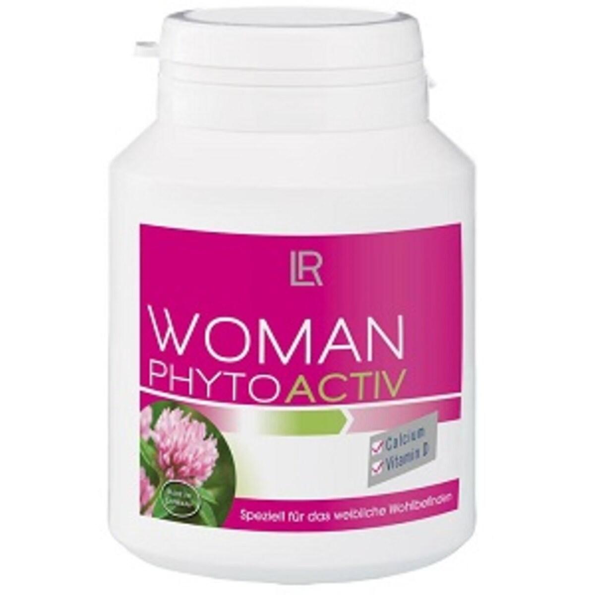 LR Woman Phyto activ витамини за ефективна подкрепа специално за жените 90бр