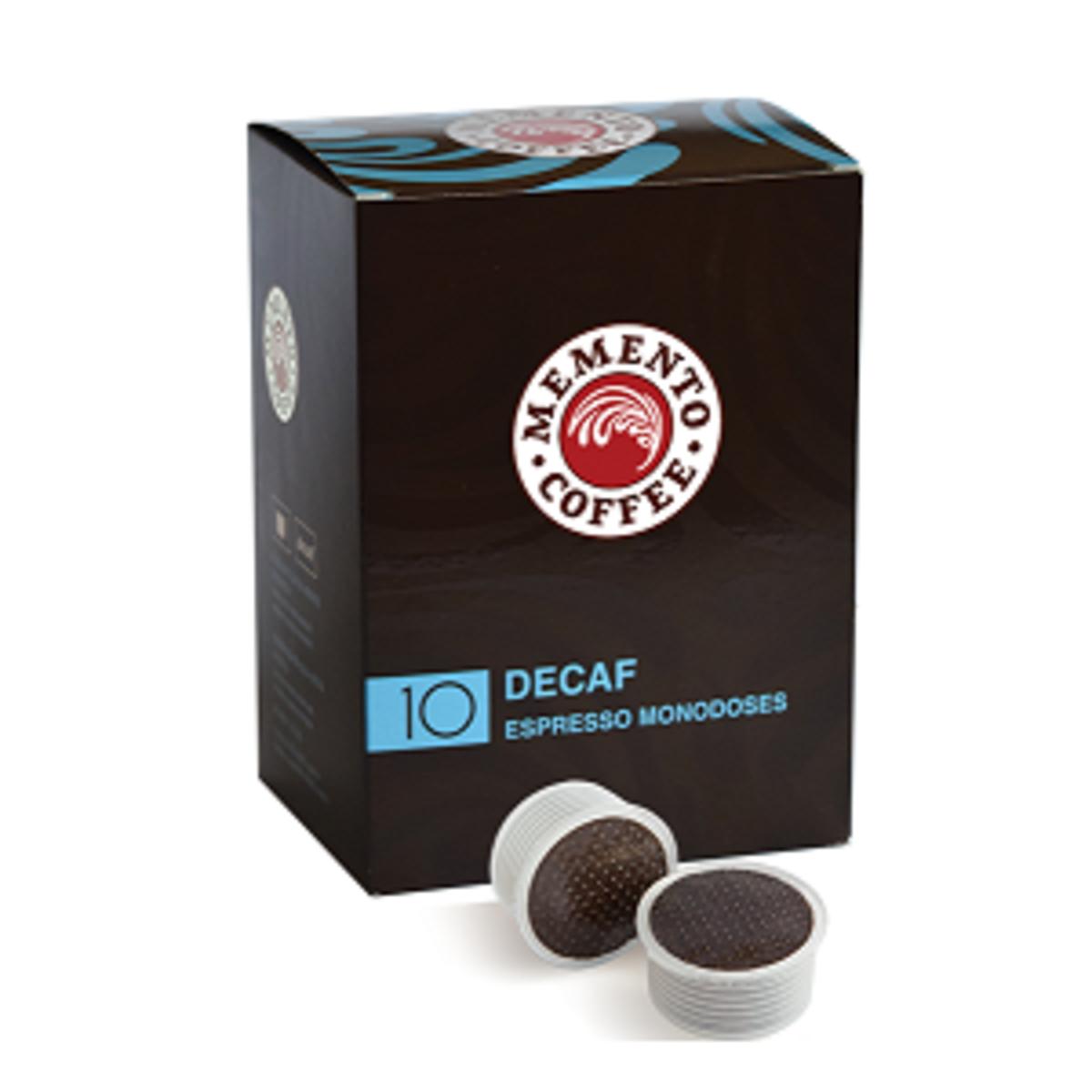 Безкофеинови Lavazza point съвместими капсули Espresso Memento Standart 10бр