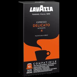 Lavazza Espresso Delicato Nespresso съвместими капсули 10бр