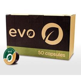 Lavazza Blue Compact кафемашина с подарък 50 бр капсули Evo с фибри и 2бр Lavazza чаши за кафе