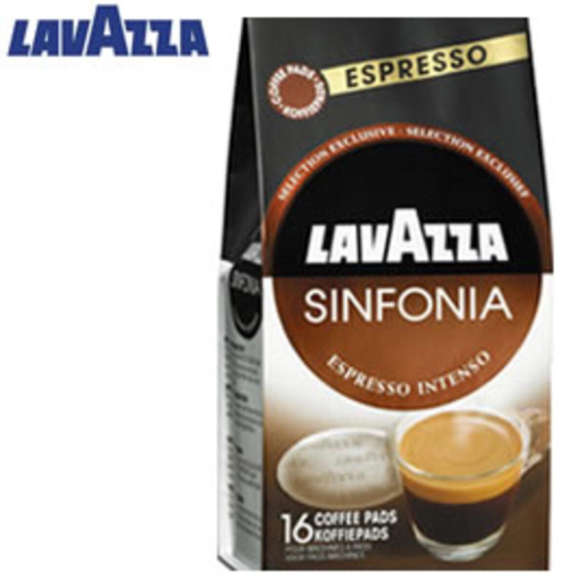 Lavazza Sinfonia - падове Espresso Intenso