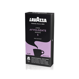 Lavazza Lungo Avvolgente Nespresso съвместими капсули 10бр