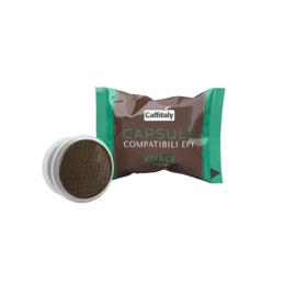 Caffitaly La Capsule Vivace - Lavazza point съвместими капсули кафе, 50бр