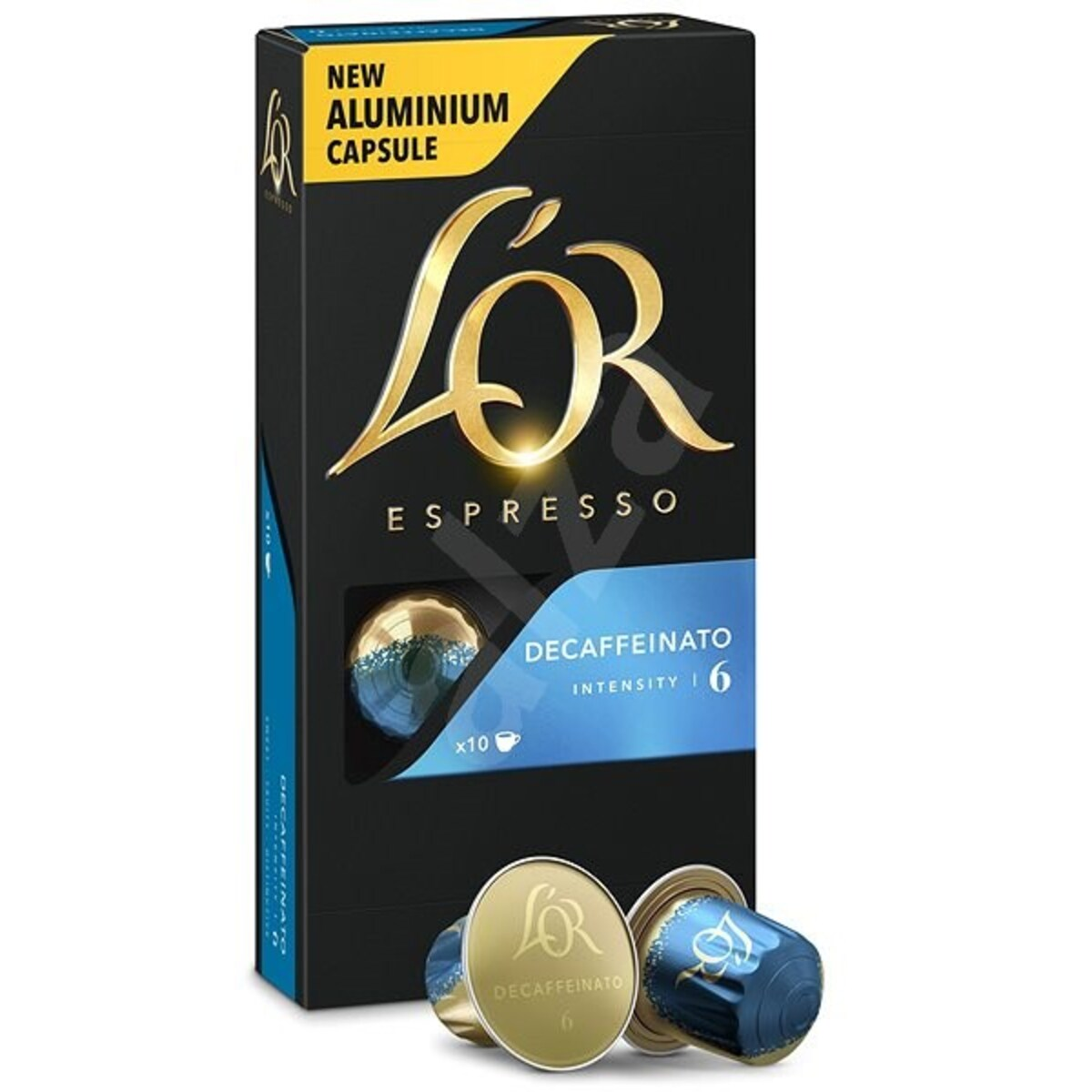 L'Or Decaffeinato Nespresso съвместими капсули