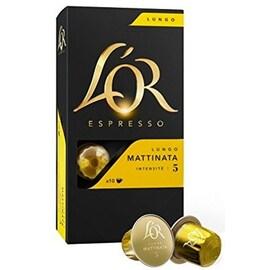 L'Or Lungo Mattinata Nespresso съвместими капсули