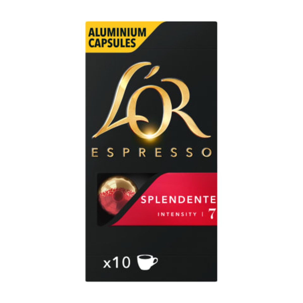 L'Or Splendente Nespresso съвместими капсули