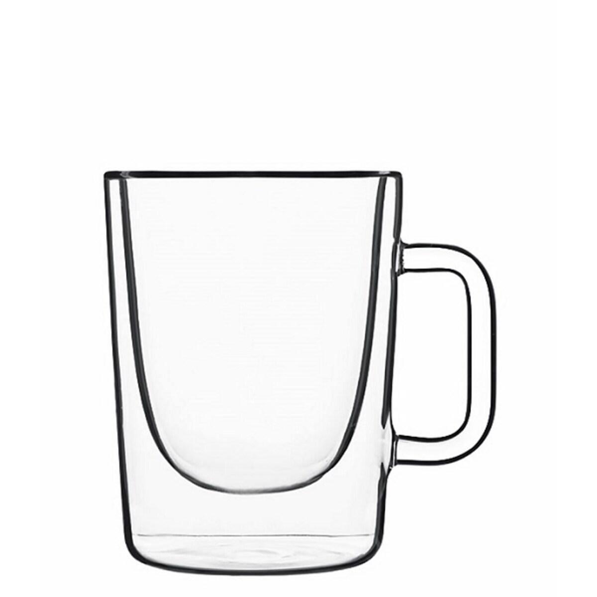 Luigi Bormioli Caffe Aroma 2 двустенни чаши - 300мл
