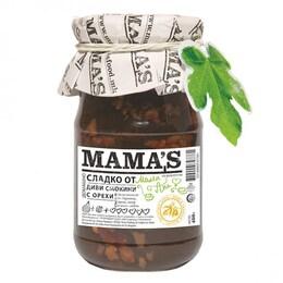Mama's сладко от Диви смокини и орехи 450гр