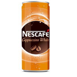 NESCAFE  CAPPUCCINO  WHITE готова кафе напитка с мляко