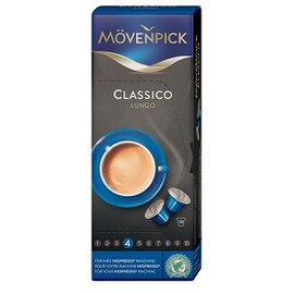 Mövenpick Lungo Classico Nespresso съвместими капсули 10бр