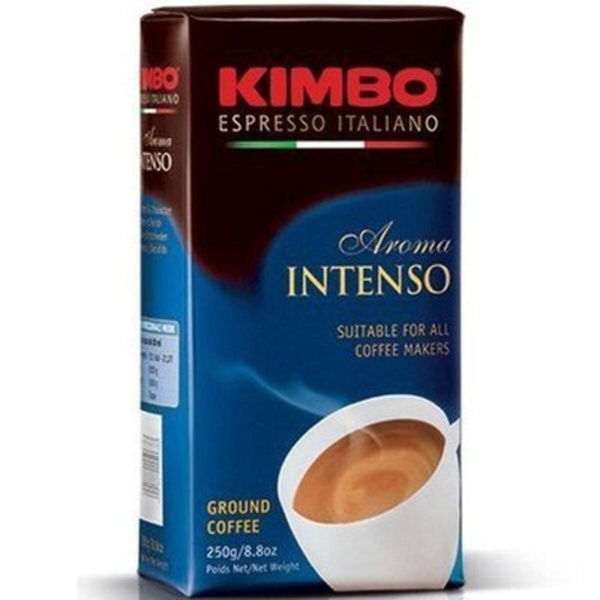 Kimbo Aroma Intenso мляно кафе 250 гр.