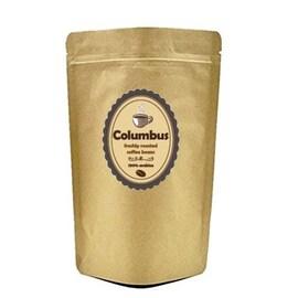 Прясно изпечено кафе Columbus - Decaff 200гр