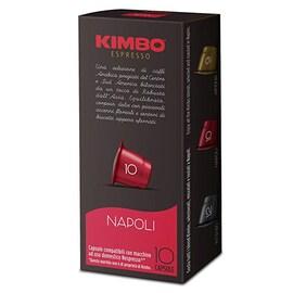Kimbo Napoli капсули за Nespresso кафемашина