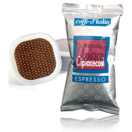 Cafe d'Italia Cipiacecosi кафе капсули