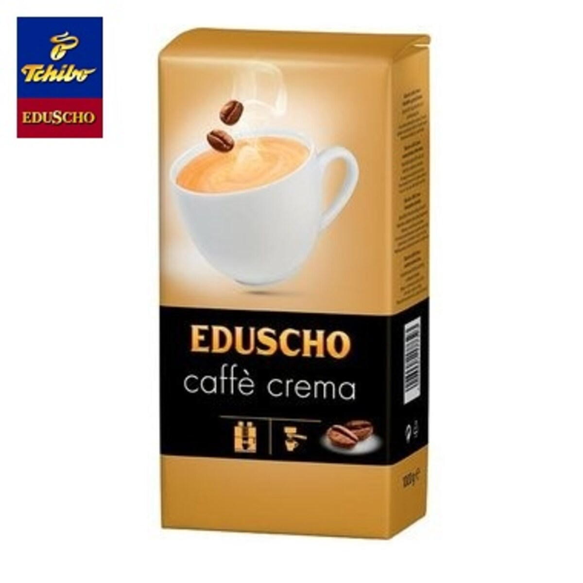Eduscho Cafe Crema - кафе на зърна 1kg