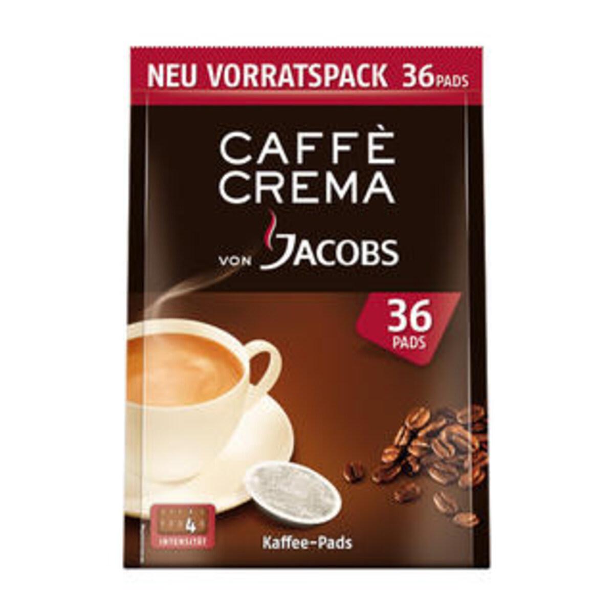 Jacobs Caffе Crema - дози