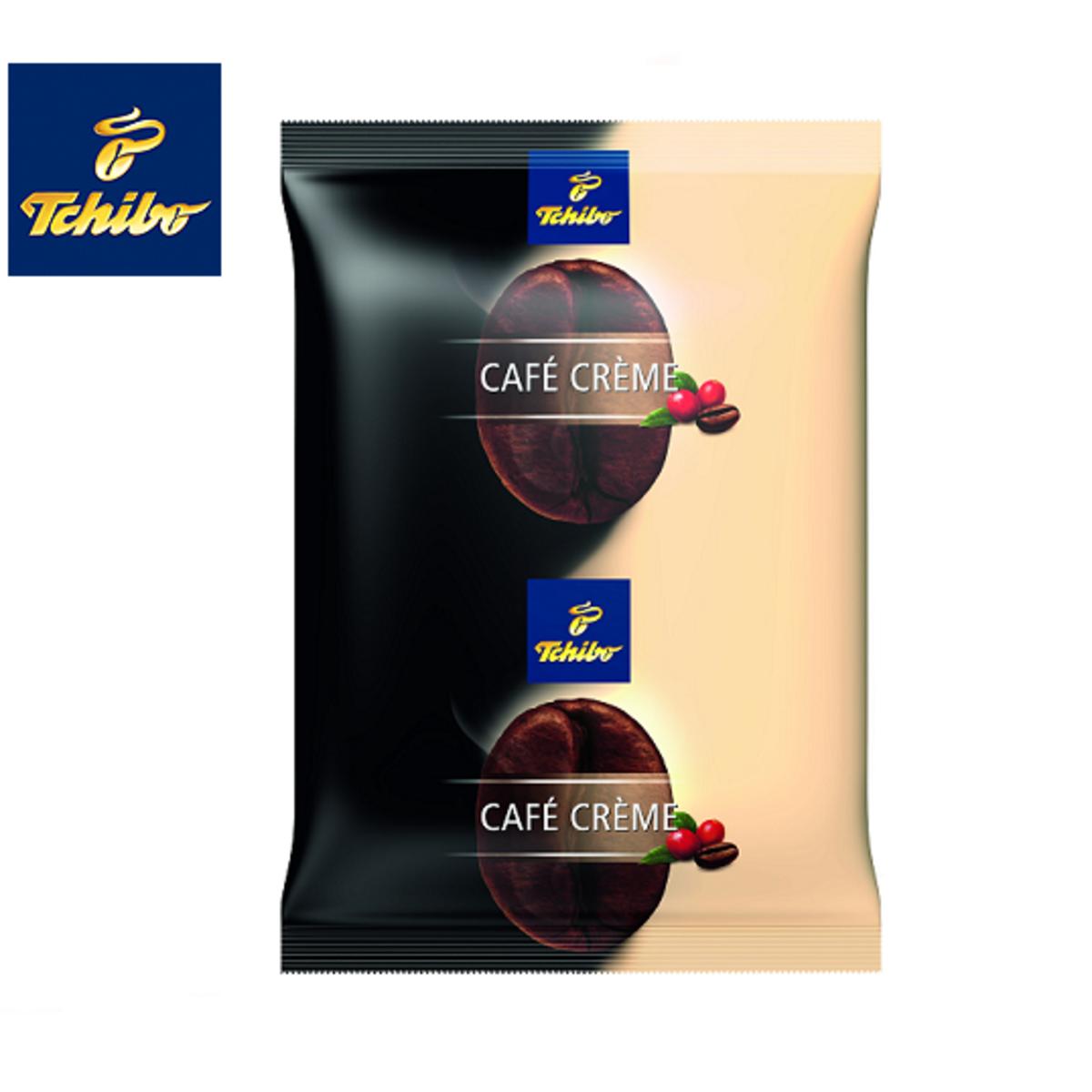 Tchibo Cafe Creme Suisse - кафе на зърна 500 g