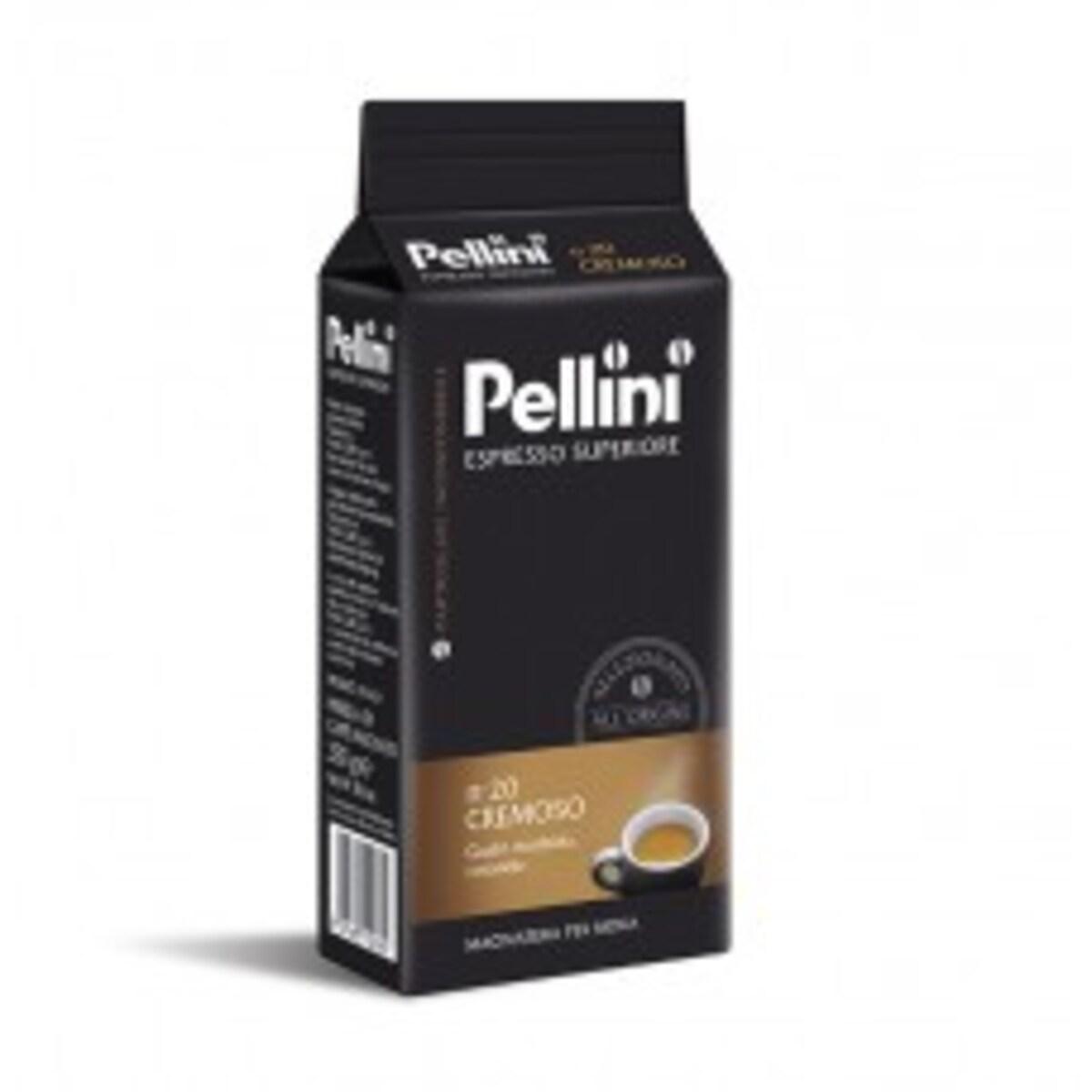 Pellini Superiore N20 Cremoso мляно кафе 250 г