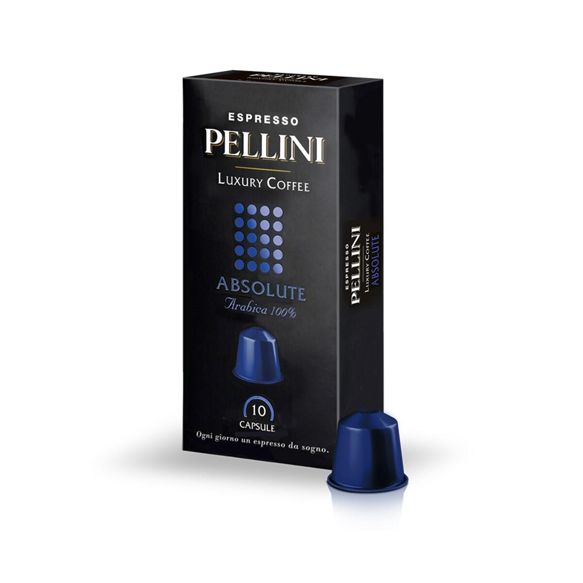 Pellini Absolute Nespresso съвместими капсули 10бр