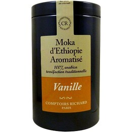 Cafe Richard Moka Ethiopie Vanille мляно кафе с аромат на ванилия