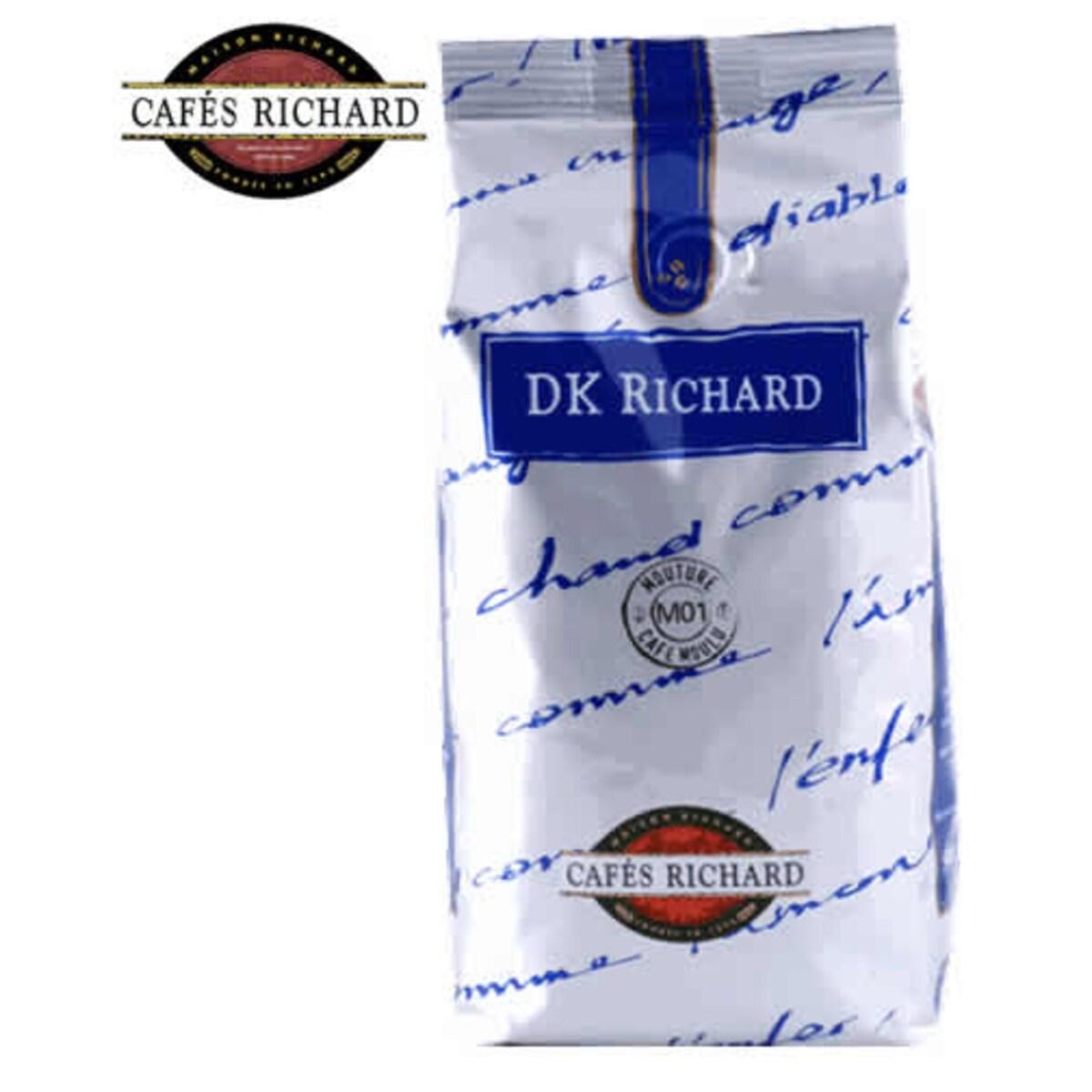 Cafés Richard DK Richard - безкофеиново кафе на зърна 500 гр