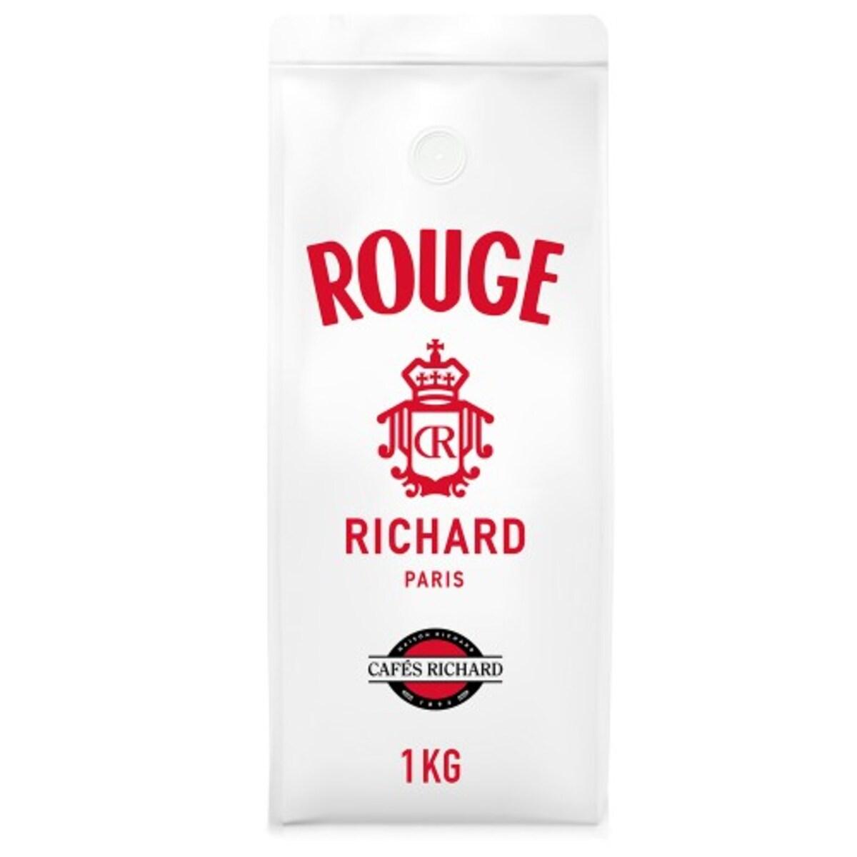 Cafés Richard Rouge Richard - кафе на зърна 1 кг