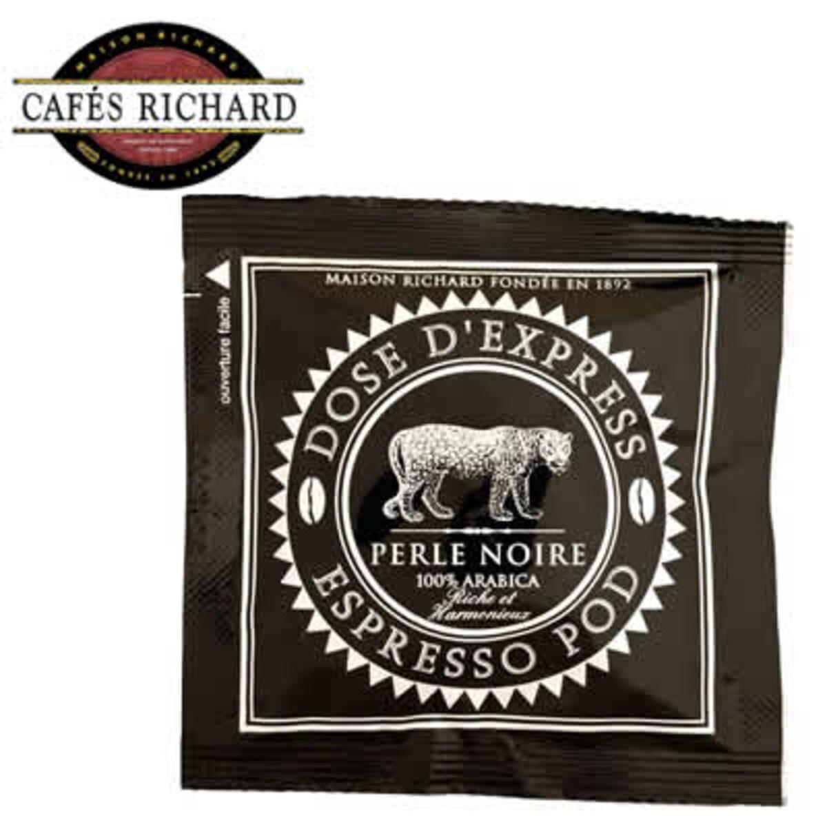 Cafés Richard Perle Noire 100бр моно дози в кашон