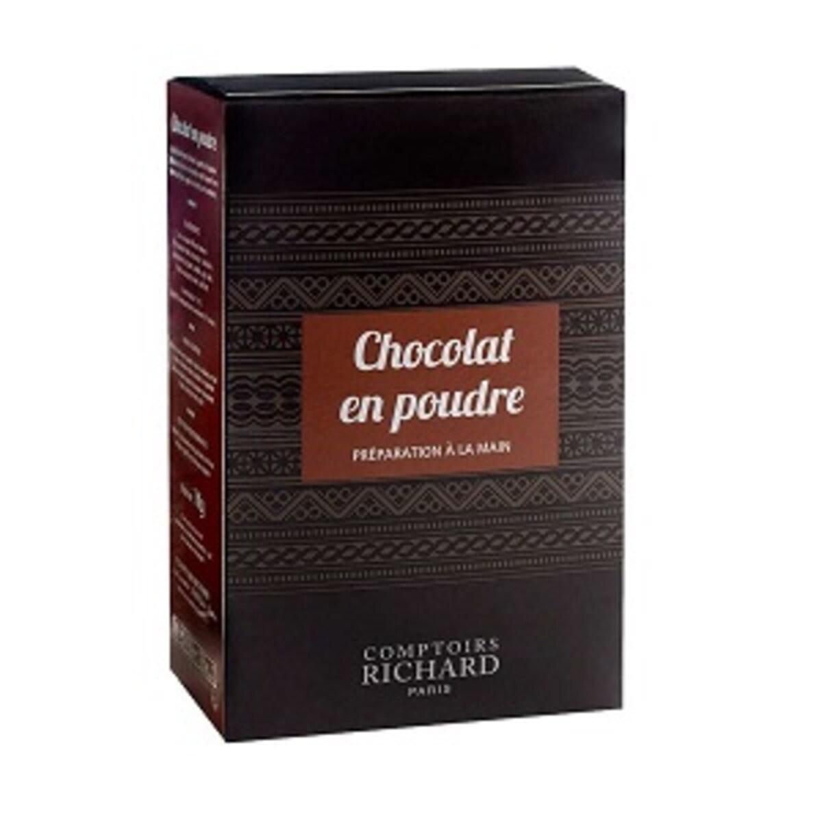 Cafés Richard Chocolat en poudre - 1кг горещ шоколад на прах