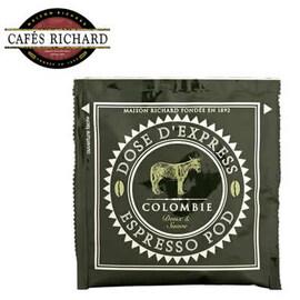 Cafés Richard Colombie - дози