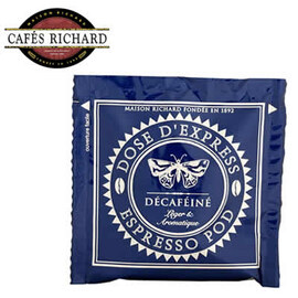 Cafés Richard Décaféiné - 1 бр доза в опаковка