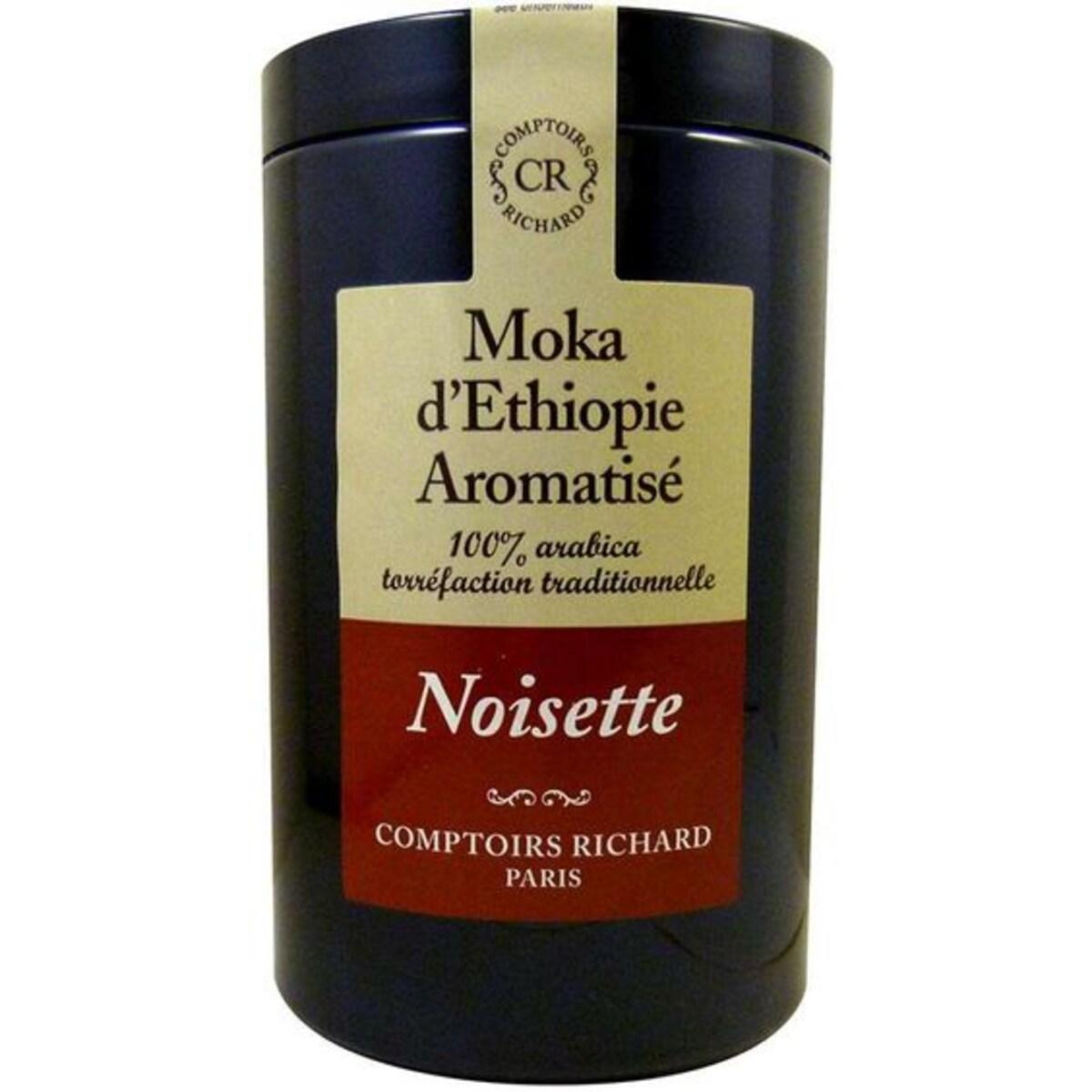 Cafe Richard Moka Ethiopie Noisette мляно кафе с аромат на лешник