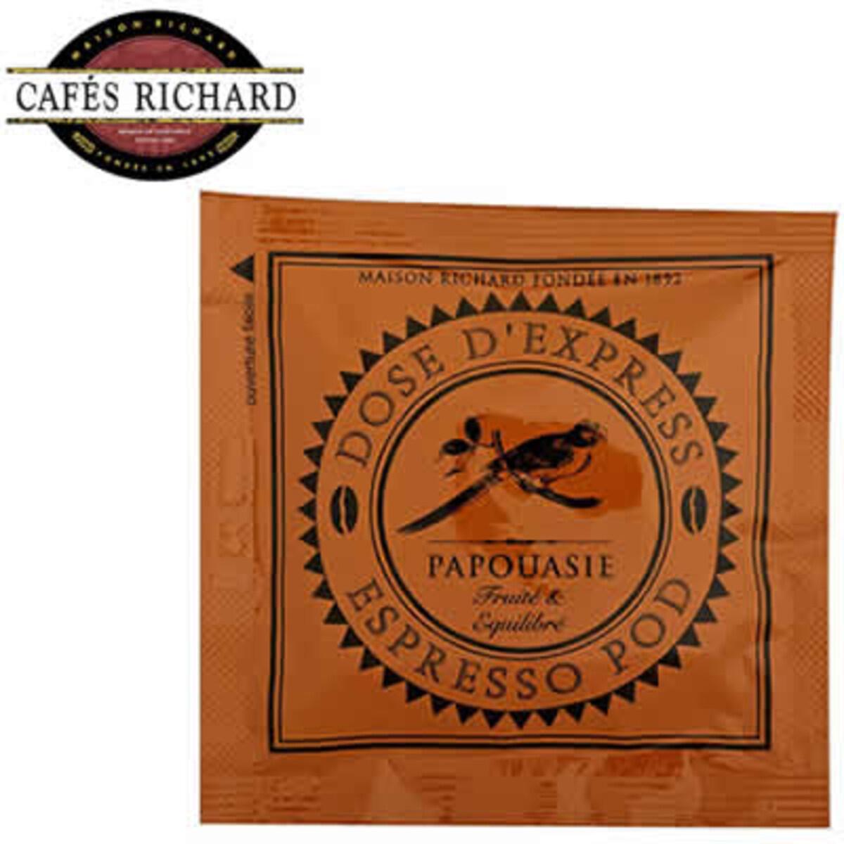 Cafés Richard Papouasie - 1 бр доза в опаковка