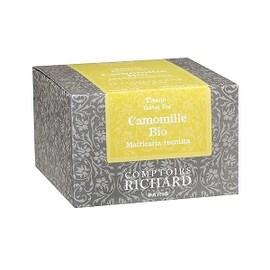 Comptoirs Richard Camomille Bio 15бр сашета билков чай био лайка