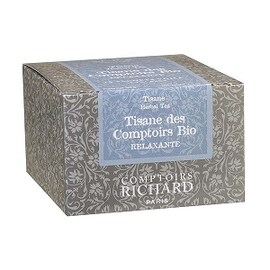 Tisane des Comptoirs Comptoirs Richard 15бр сашета билков чай