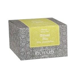 Comptoirs Richard Tilleul Bio 15бр сашета био билков чай Липов цвят