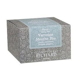 Comptoirs Richard Verveine Menthe Bio 15бр сашета био билков чай върбинка и мента